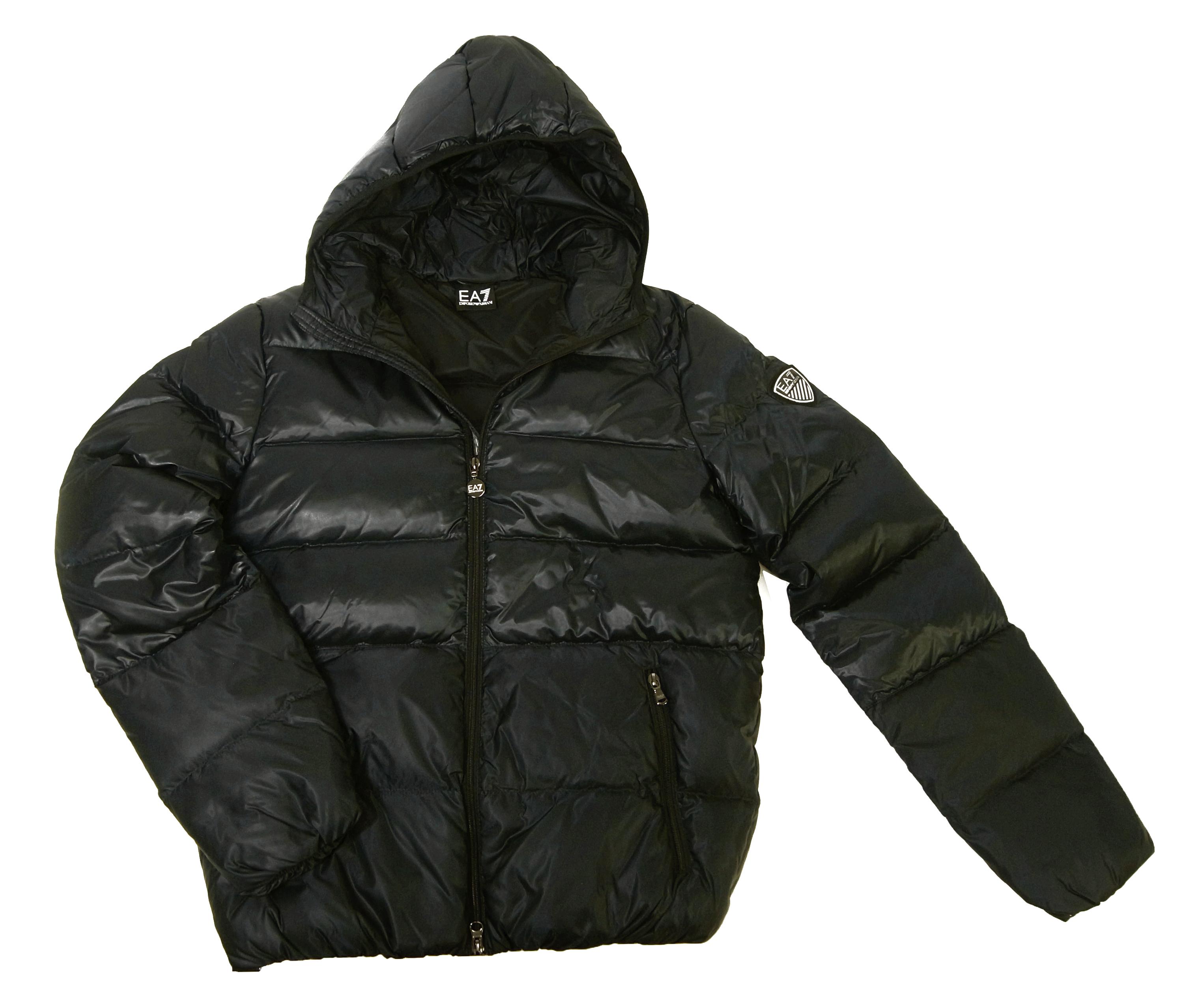 online store 1abf9 00c4b ダウン ジャケット Mサイズ エンポリオアルマーニ EA7(ダークスレート)