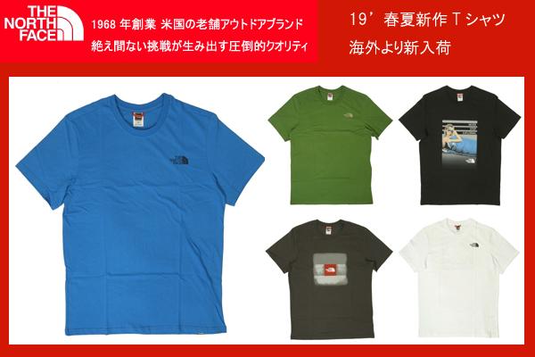 ザノースフェイス Tシャツ