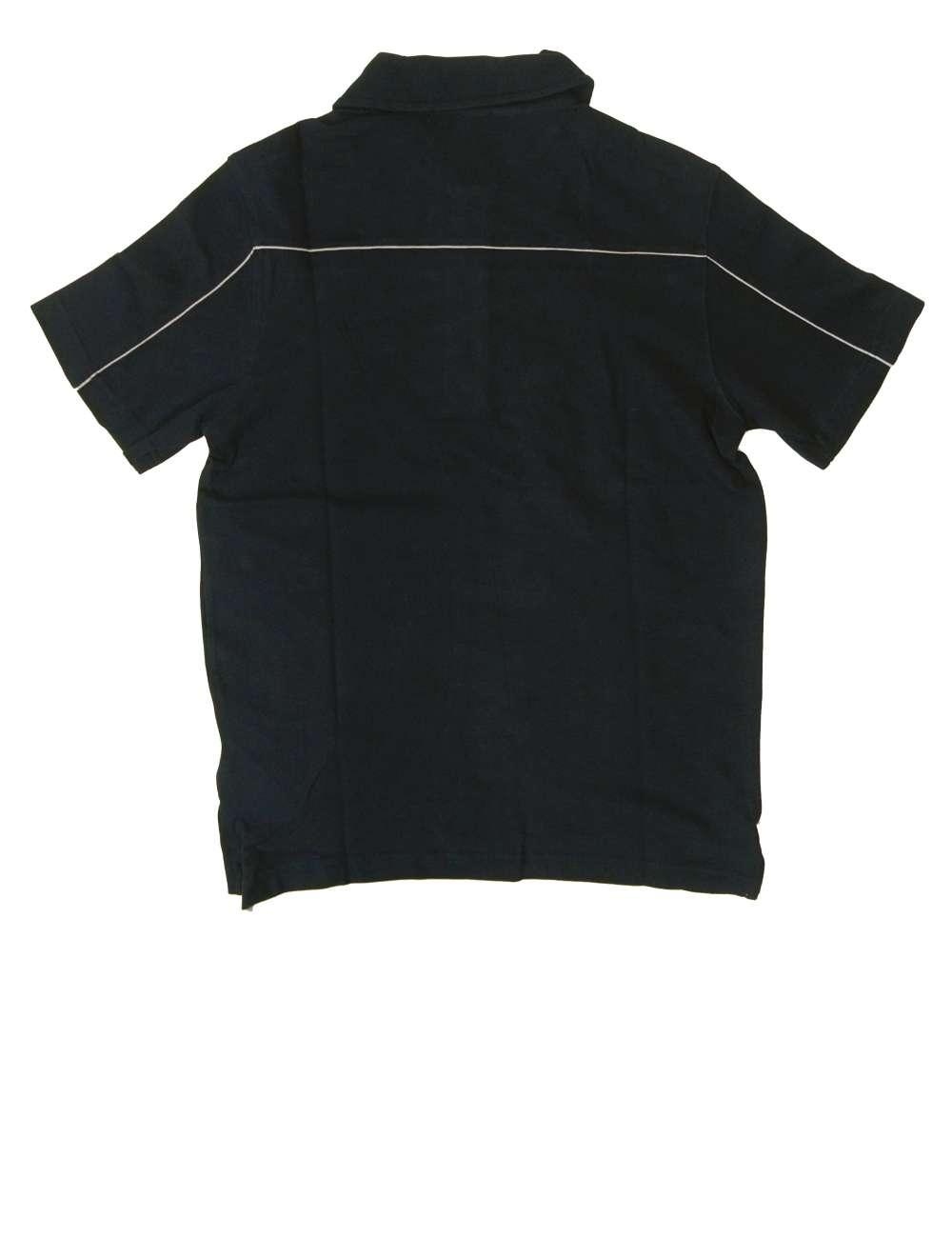 huge selection of 22569 dcfd9 ポロシャツ 濃紺 ゴルフ メンズ エンポリオアルマーニ EA7