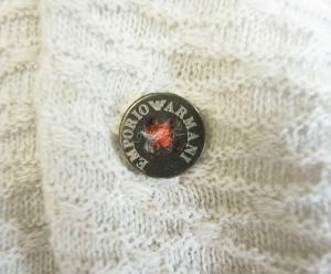 No.10 ポロシャツ ライトグレー ゴルフ メンズ エンポリオアルマーニ EA7