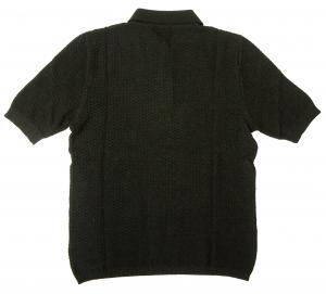 No.2 ポロシャツ ゴルフ メンズ ブラック エンポリオアルマーニ EA7