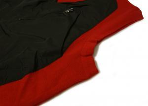 No.3 ベスト ゴルフ (レッド + ブラック) Lサイズ  メンズ エンポリオアルマーニ EA7