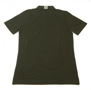 No.3 ポロシャツ グレー ゴルフ メンズ Sサイズ エンポリオアルマーニ EA7