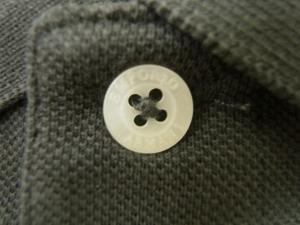 No.6 ポロシャツ グレー ゴルフ メンズ Sサイズ エンポリオアルマーニ EA7
