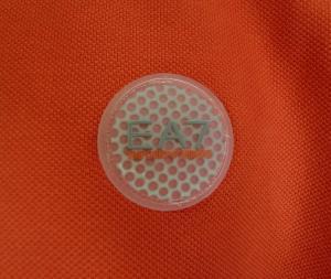 No.4 ポロシャツ レッド ゴルフ メンズ Sサイズ エンポリオアルマーニ EA7