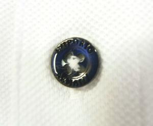 No.4 ポロシャツ ゴルフ メンズ ホワイト Sサイズ エンポリオアルマーニ EA7