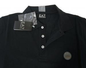 No.10 ポロシャツ ゴルフ エンポリオアルマーニ EA7 メンズ