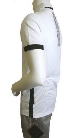 No.7 ポロシャツ (ホワイト) 速乾素材 ゴルフ用 EA7