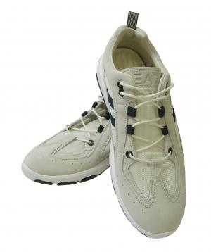 アルマーニ スニーカー メンズ エンポリオアルマーニ EA7 靴 40(日本サイズ約25.5cm)