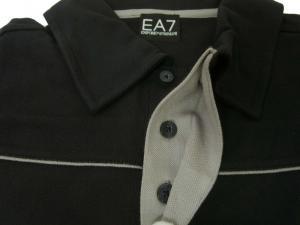 No.4 長袖 ポロシャツ ゴルフ エンポリオアルマーニ EA7 XLサイズ
