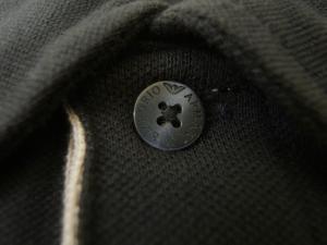 No.6 長袖 ポロシャツ ゴルフ エンポリオアルマーニ EA7 XLサイズ
