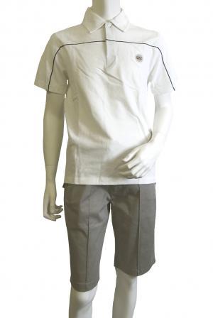 エンポリオアルマーニ  <訳あり・アウトレット>ポロシャツ  EA7 ゴルフ メンズ