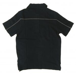 No.2 ポロシャツ 濃紺  ゴルフ メンズ エンポリオアルマーニ EA7