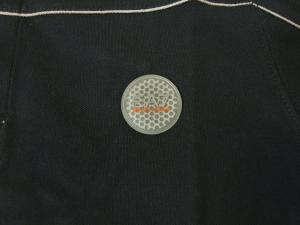 No.4 ポロシャツ 濃紺  ゴルフ メンズ エンポリオアルマーニ EA7