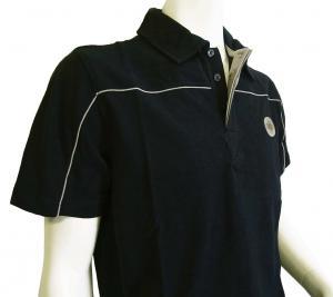 No.6 ポロシャツ 濃紺  ゴルフ メンズ エンポリオアルマーニ EA7