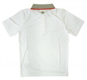 No.2 ポロシャツ ゴルフ メンズ ホワイト エンポリオアルマーニ EA7