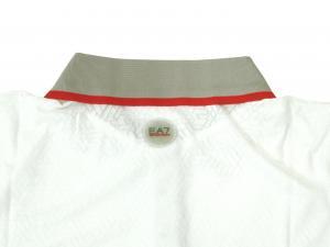 No.3 ポロシャツ ゴルフ メンズ ホワイト エンポリオアルマーニ EA7