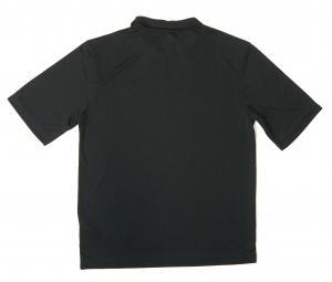 No.2 ポロシャツ 速乾素材 ゴルフ用 EA7 (ミッドナイト) XLサイズ