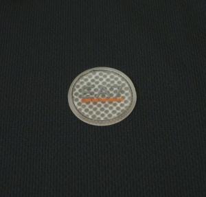 No.3 ポロシャツ 速乾素材 ゴルフ用 EA7 (ミッドナイト) XLサイズ
