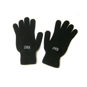アルマーニ <訳ありお値引き> 手袋 ニットグローブ Lサイズ