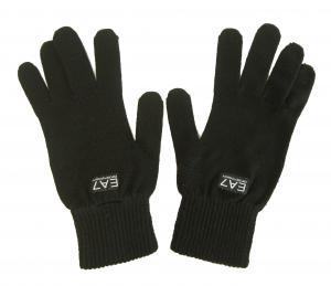 アルマーニ <訳ありお値引き>手袋 グローブ ニット エンポリオアルマーニ EA7 Lサイズ