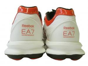 No.4 スニーカー メンズ ホワイト EA7×リーボック エンポリオアルマーニ