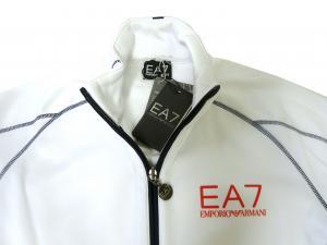 No.3 エンポリオアルマーニ EA7 トレーナー(ホワイト)