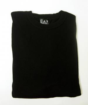 エンポリオアルマーニ プルオーバー  EA7 (ブラック)