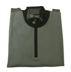 エンポリオアルマーニ トレーナー ジップジャケット グレー  EA7