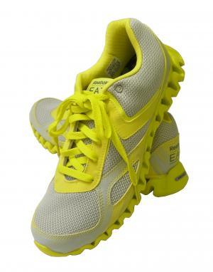 アルマーニ スニーカー メンズ EA7 リーボック コラボ  シューズ 靴