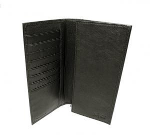 No.5 ジーンズ メンズ 長財布(ブラック)