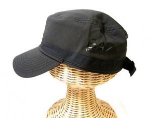 No.2 EA7 ゴルフキャップ(ブラック)Lサイズ