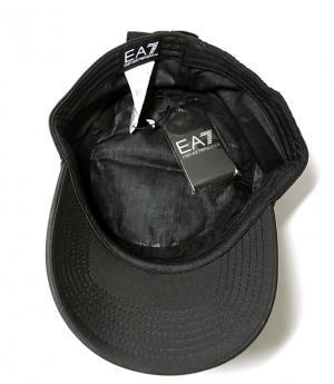 No.5 EA7 ゴルフキャップ(ブラック)Lサイズ