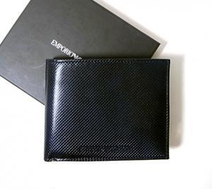 エンポリオアルマーニ 財布 メンズ (濃紺)