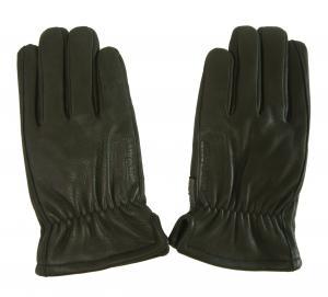 アルマーニジーンズ  ディアスキンレザーグローブ 手袋 Lサイズ