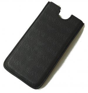 No.4 ジーンズ iPhone アイフォンケース(ブラック)
