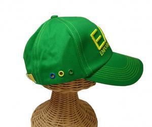 No.3 EA7 帽子 メンズ サッカーワールドカップベースボールキャップ(ブラジル)