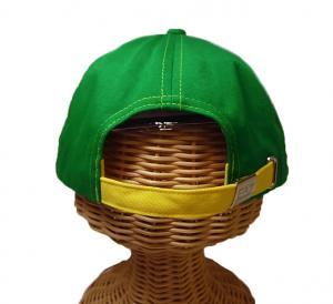 No.4 EA7 帽子 メンズ サッカーワールドカップベースボールキャップ(ブラジル)