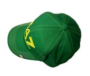 No.5 EA7 帽子 メンズ サッカーワールドカップベースボールキャップ(ブラジル)