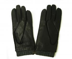 No.2 ジーンズ ディアスキン レザー グローブ 手袋 Mサイズ