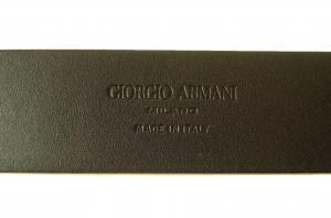 No.6 ベルト メンズ (ライトブラウン) ジョルジオアルマーニ
