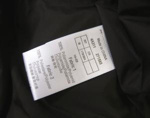No.9 リムーバルフード ブルゾン Mサイズ エンポリオアルマーニ EA7