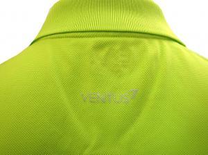 No.5 ポロシャツ ネオングリーン ゴルフ メンズ エンポリオアルマーニ EA7