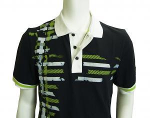 No.2 ポロシャツ ダークスレート ゴルフ メンズ Sサイズ エンポリオアルマーニ EA7