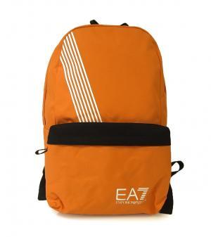 エンポリオアルマーニ リュック サック バックパック オレンジ 軽量   EA7