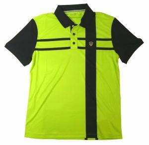 エンポリオアルマーニ ポロシャツ ネオングリーン メンズ ゴルフ Sサイズ  EA7