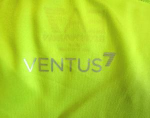 No.6 ポロシャツ ネオングリーン メンズ ゴルフ Sサイズ エンポリオアルマーニ EA7