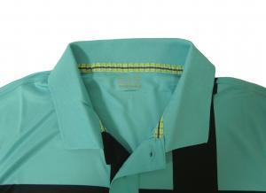 No.6 ポロシャツ ライトブルー ゴルフ メンズ Mサイズ エンポリオアルマーニ EA7
