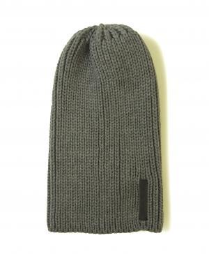 アルマーニ ニットキャップ 帽子 エンポリオアルマーニ (グレー)