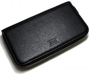 アルマーニコレツォーニ  長財布 メンズ トラベルオーガナイザー *大きめサイズ